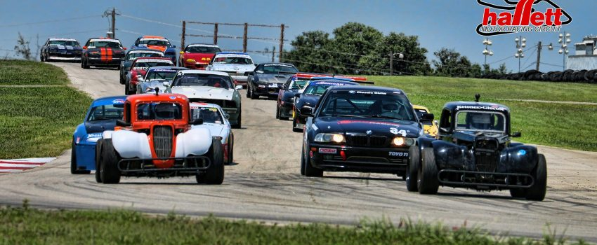 Hallett Motor Racing Circuit – NASA Summer Shoot Out